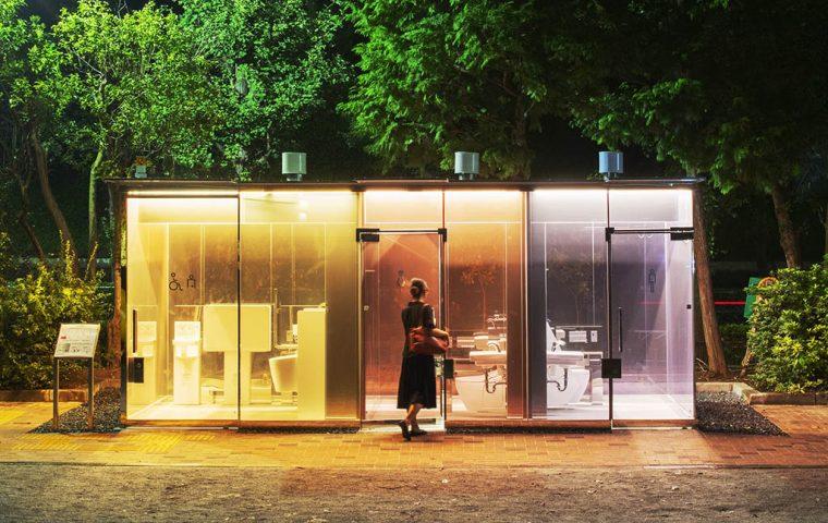 So revolutioniert ein Glas Tokios Toiletten – und unsere Smartphones