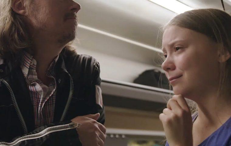 """""""I Am Greta"""": Doku-Trailer blickt hinter die Kulissen von Greta Thunbergs Kampf gegen die Klimakrise"""