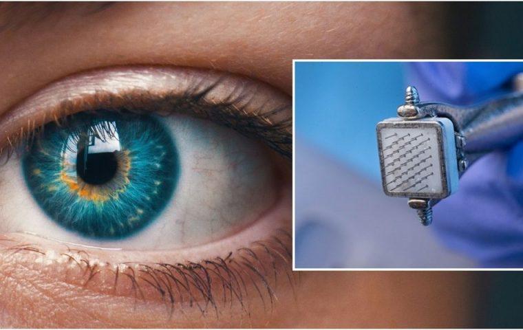 Blinde könnten wieder Bilder wahrnehmen: Bionisches Auge steht kurz vor klinischen Tests