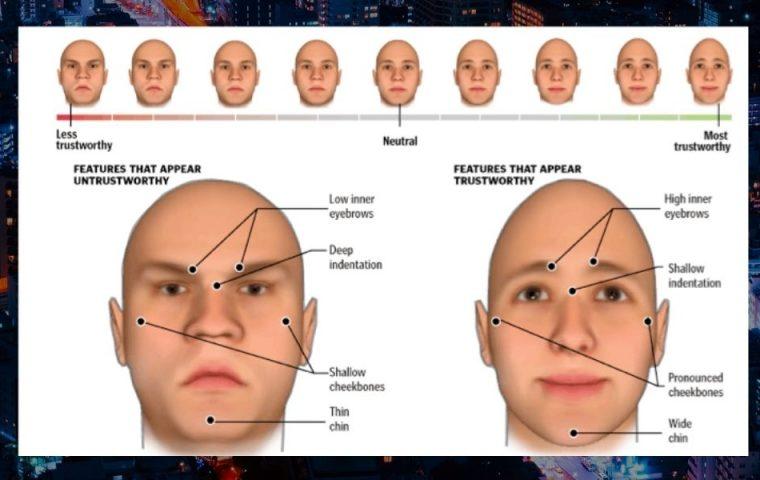 """Forscher stellt Gesichtserkennungs-AI vor, die """"Vertrauenswürdigkeit"""" bestimmt – Twitter reagiert empört"""