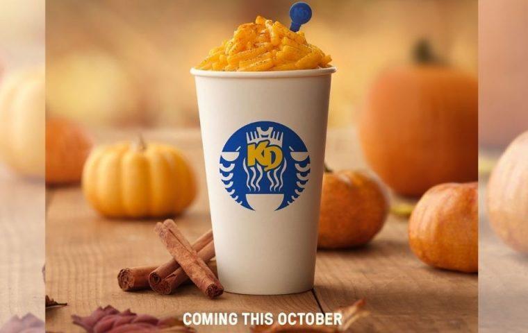 Nix für Kaffee-Fans: Es gibt bald Pumpkin Spice mit Mac and Cheese