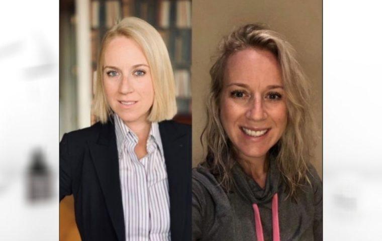 Weil sie im Homeoffice arbeitet: Lauren G. ändert ihr Linkedin-Bild – und geht damit viral