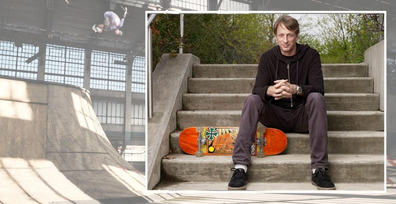 Eine neue Generation zum Skaten inspirieren: Tony Hawk im Interview