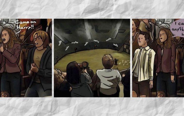 Mal realistisch betrachtet: Sieben Sketches zeigen, wie Filme eigentlich verlaufen wären