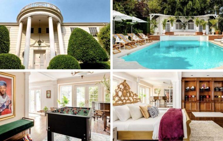 """Will Smith als Host: Die Villa aus """"Der Prinz von Bel-Air"""" gibt es jetzt auf Airbnb"""