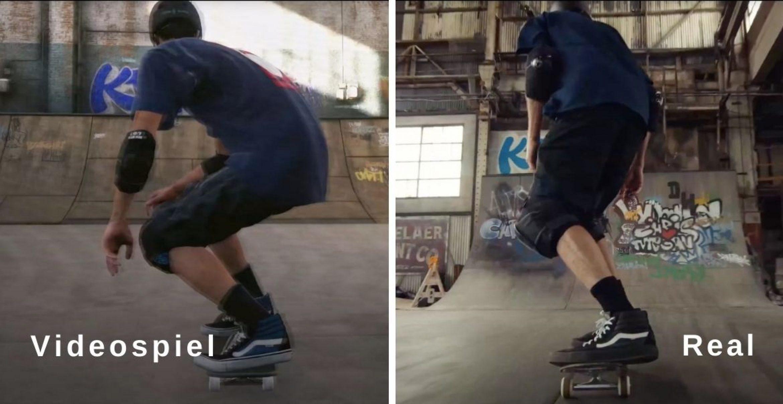 """Vans baut ein legendäres """"Tony Hawk's Pro Skater""""-Level in einer Lagerhalle nach"""