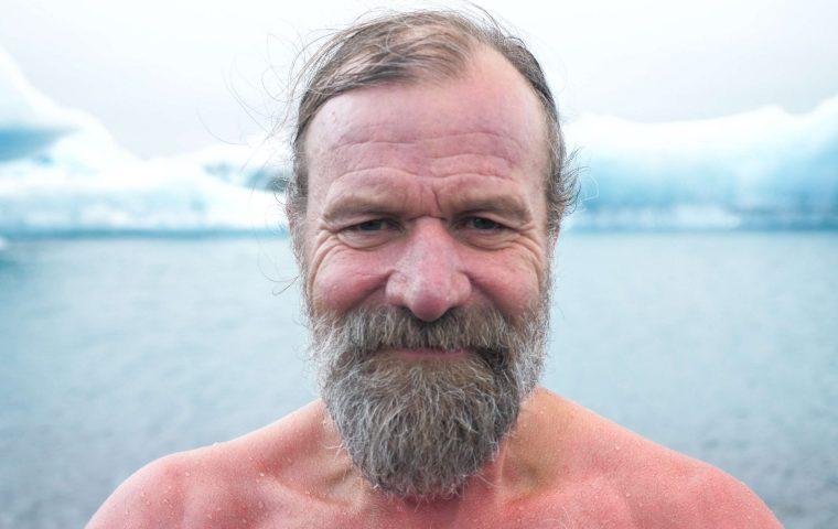 """""""The Iceman"""" Wim Hof über Selbstkontrolle und wie man durch Kälte sein Leben verlängern kann"""