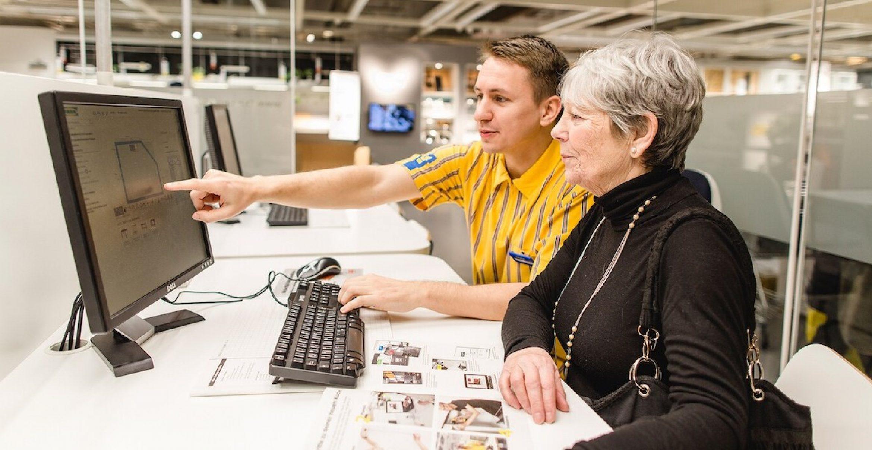 Neue Strategie: Ikea eröffnet kleinste Filiale Deutschlands