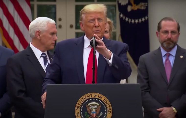 Coronakrise: Bald erscheint eine heimlich produzierte Doku über das Versagen der US-Regierung