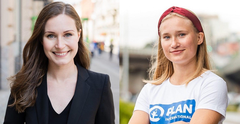 Girls Takeover: 16-Jährige durfte für einen Tag Regierungschefin von Finnland sein