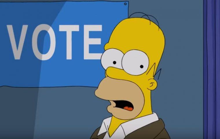 """Halloween-Special: """"Die Simpsons"""" nennen 50 Gründe, Donald Trump nicht zu wählen"""
