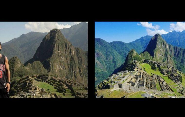 Nachdem er sieben Monate darauf gewartet hat: Tourist darf Machu Picchu besuchen