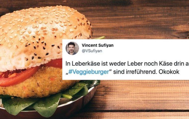 Aus Veggie-Burger wird Veggie-Disk? EU-Parlament stimmt über Bezeichnung ab und Twitter kann's nicht fassen