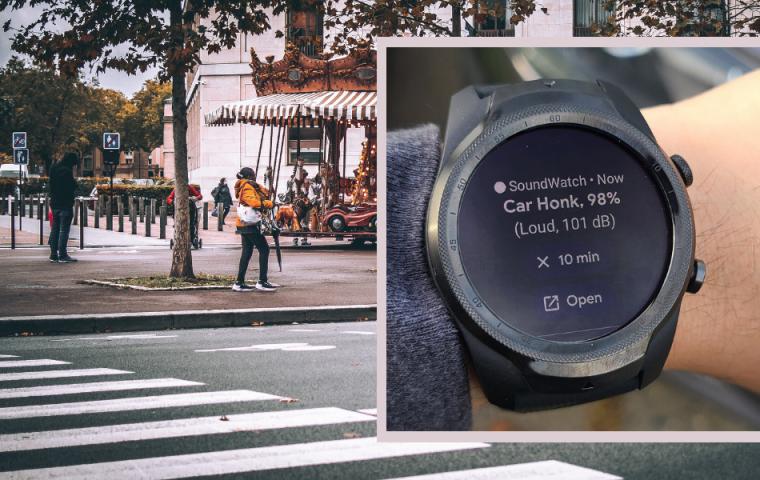 Aufgehorcht: Schwerhöriger entwickelt App, die Hörgeschädigten das Leben leichter macht
