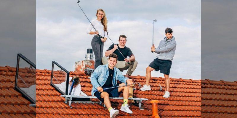 Eine WG voller Macher*innen: Der Hotspot der Generation Z ist eine Dachgeschosswohnung in Berlin