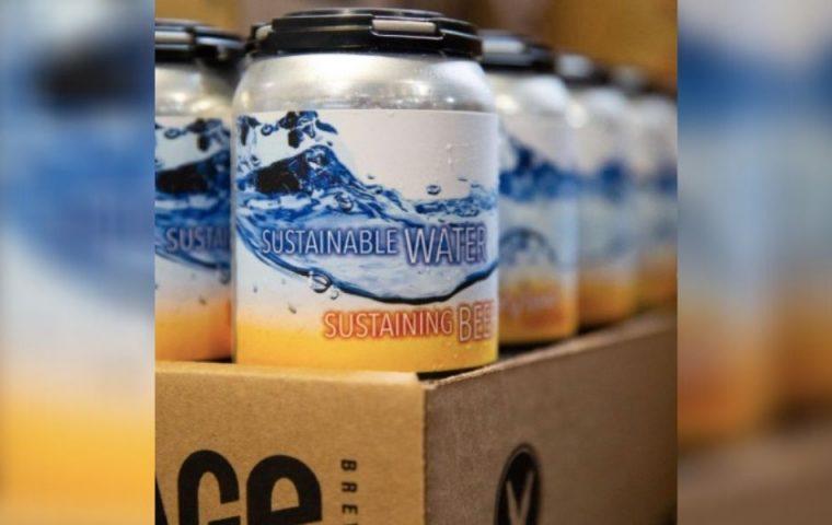 Diese Brauerei aus Kanada macht aus Abwasser Bier nach dem Reinheitsgebot