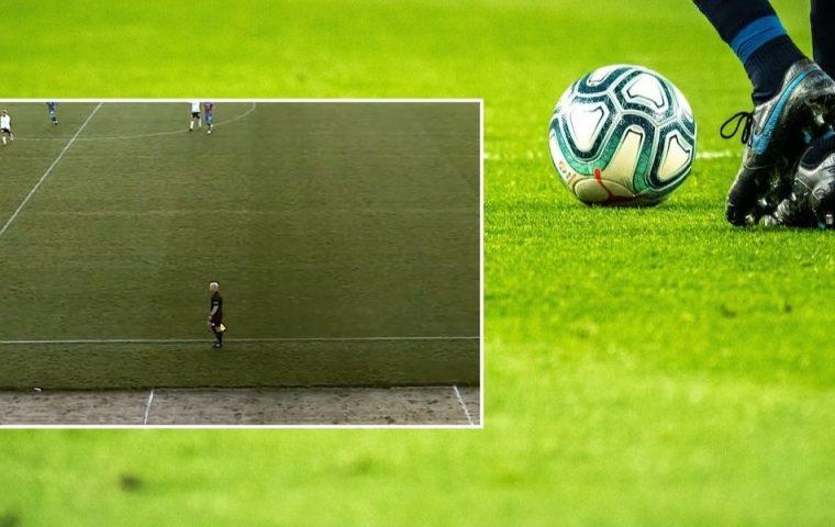 Falscher Fokus: Kamera-KI verwechselt Kopf eines Fußball-Linienrichters ständig mit dem Ball