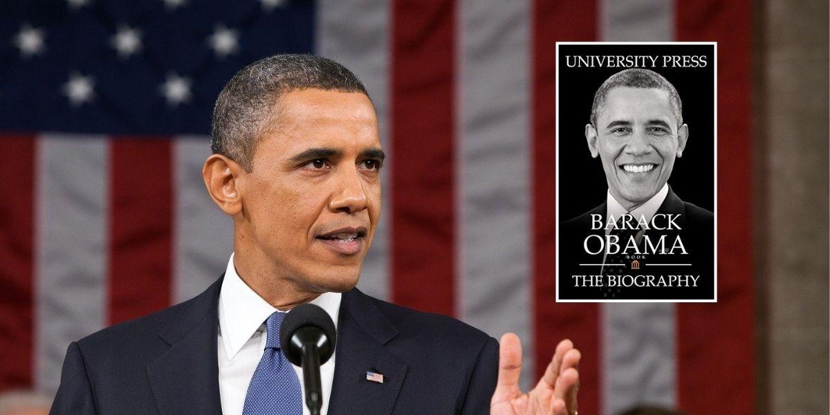Von KI geschrieben? Eine gefakte Obama-Biografie wird zum Bestseller auf Amazon