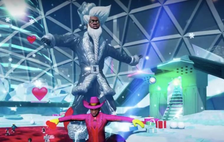 """Weil virtuell die Welt noch schön ist: Lil Nas X gibt Rap-Konzert in """"Roblox"""""""
