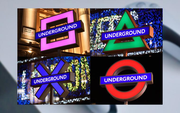 Der Hype ist real: Zum Playstation-5-Release dekoriert Sony einen Londoner U-Bahn-Eingang um