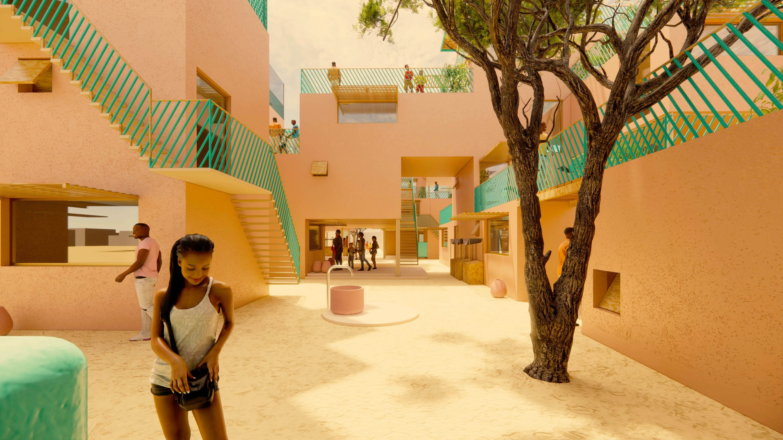 Sozial und nachhaltig: Startup aus Norwegen will in Afrika Häuser aus Plastikmüll bauen