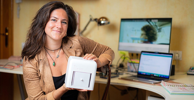 Gewinnerin des James-Dyson-Awards: 24-Jährige entwickelt einen Schnelltest zur Brustkrebserkennung