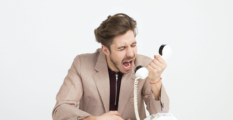 Es gibt jetzt eine globale Hotline, unter der man seinen Frust rausschreien kann