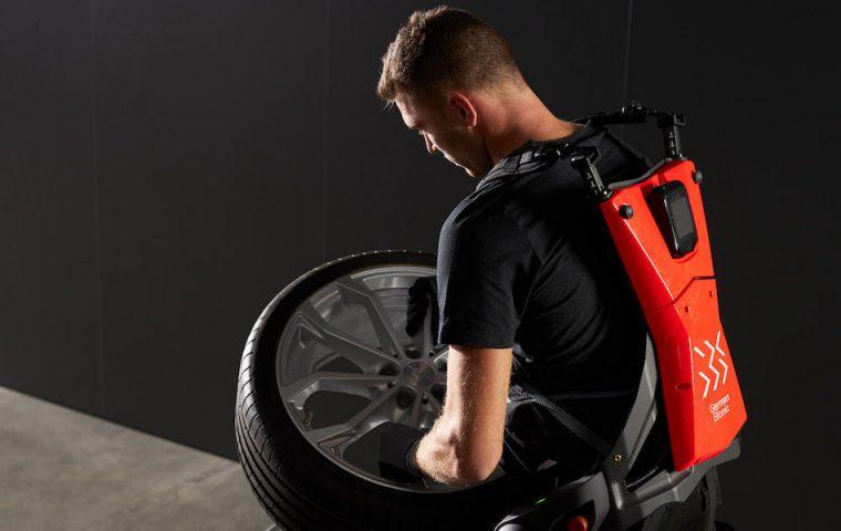 German Bionic: Exoskelette aus Berlin
