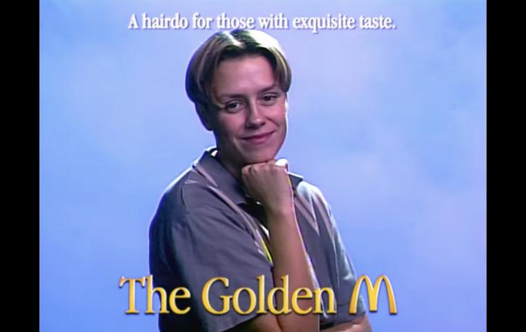 Haare wie DiCaprio in den 90s: McDonald's eröffnete virtuellen Barber