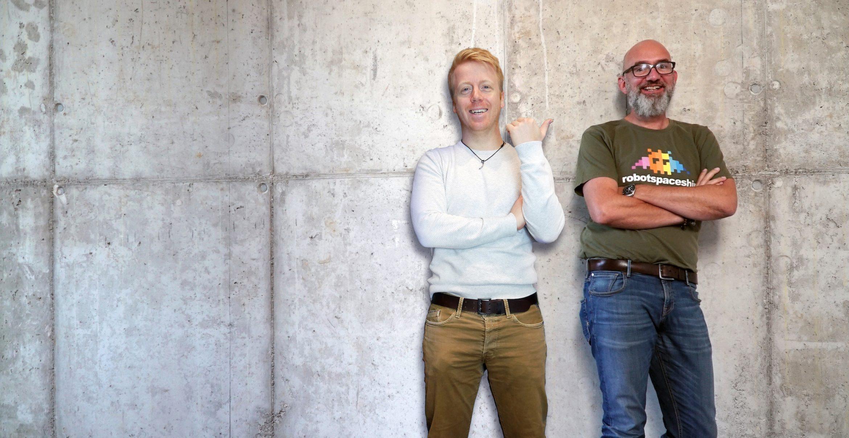 """""""Zuerst hat uns Google kommentarlos rausgeworfen"""" – Zwei Freunde bauen Kontakt-Tracking-App"""