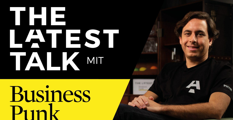 The Latest Talk mit Dhi Matiole Nunes