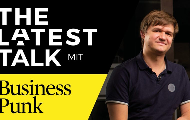 The Latest Talk mit Roboy und Rafael Hostettler