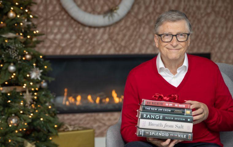 Bill Gates empfiehlt fünf Bücher zu den wichtigsten Themen aus 2020