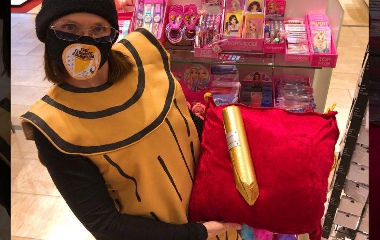 Preis für absurdes Gender-Marketing: Der Goldene Zaunpfahl wurde verliehen