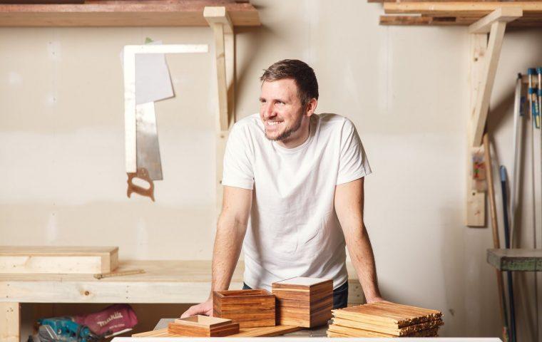 ChopValue: Aus Einweg-Stäbchen werden Möbel