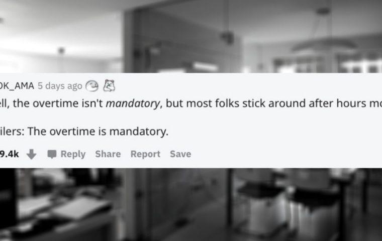 Bewerbungsgespräch: Anzeichen, dass der Arbeitsplatz toxisch ist