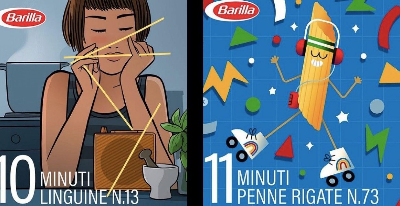 Barilla veröffentlicht Playlist-Timer für Nudeln auf Spotify