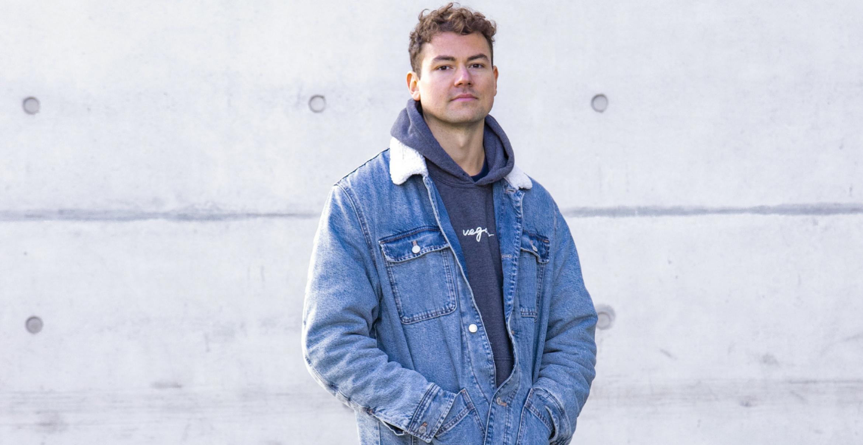 Der Vegan-Influencer Ferdinand Beck macht jetzt Deutsch-Rap – warum?