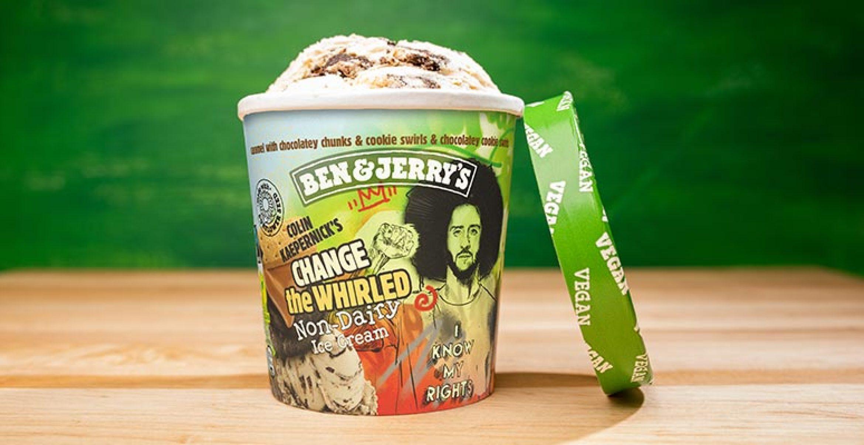 Ben & Jerry's bringt Eiscreme gegen Rassismus in die Läden