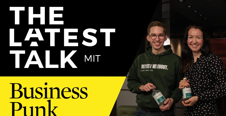 The Latest Talk mit Christian Zimmermann & Stella Strüfing von Laori