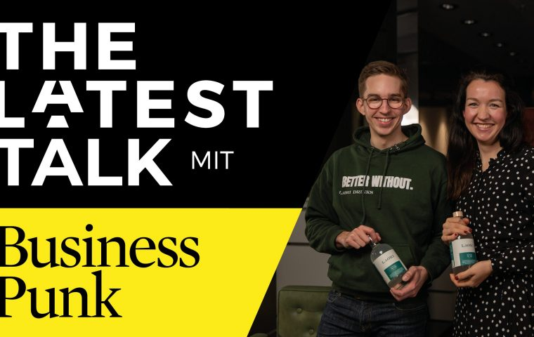 The Latest Talk mit Christian Zimmermann & Stella Strüfing von Laori