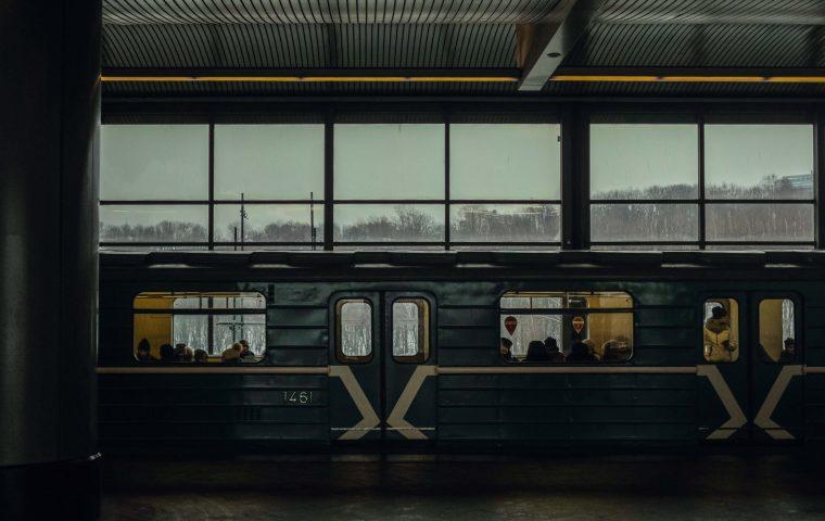 In Moskau sind erstmals Frauen am U-Bahn-Steuer