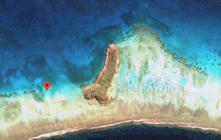 Insel in Penisform: Wie hart war es, sie zu finden?