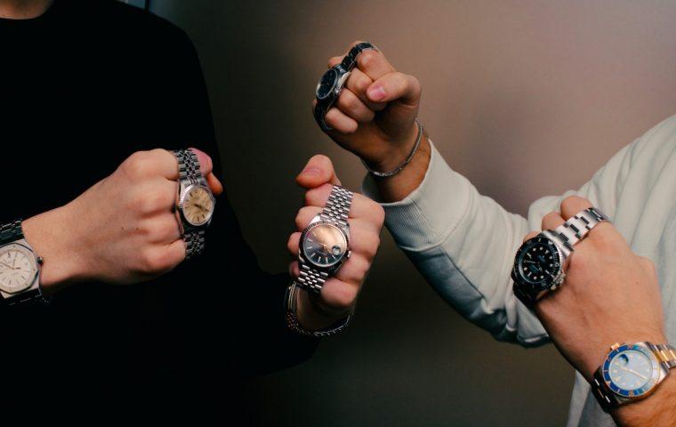 Munich Wrist Busters: Diese Münchner entlarven, wer Fake-Uhren trägt