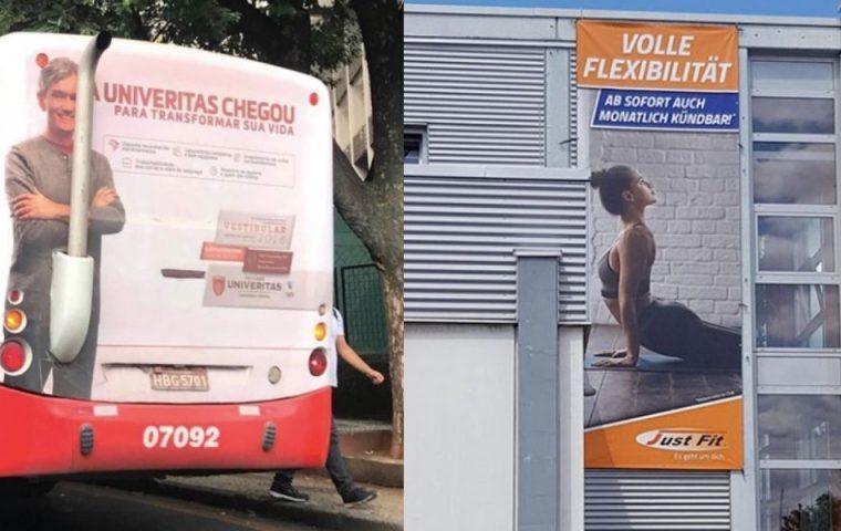 Zwölf Werbe-Designs, die sicherlich nicht so gemeint waren