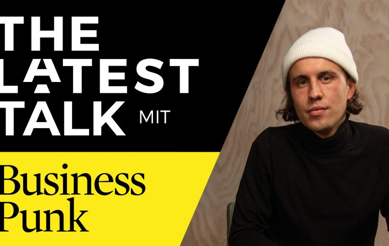 The Latest Talk mit Sebastian Fischer