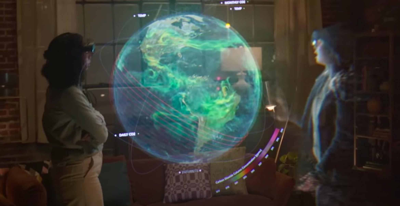 Hologramme: Microsoft stellt die nächste Stufe von Konferenzen vor