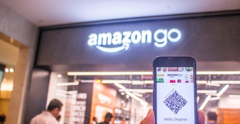 Amazon eröffnet ersten Store ohne Kasse in Europa