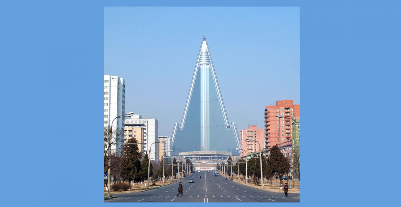 """""""Das Hotel der Verdammnis"""" in Nordkorea hatte noch keinen Gast"""