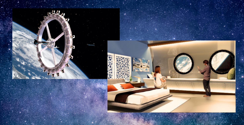 Bald soll es das erste Weltraum-Hotel geben